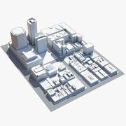 San Francisco Blok 01 3d model