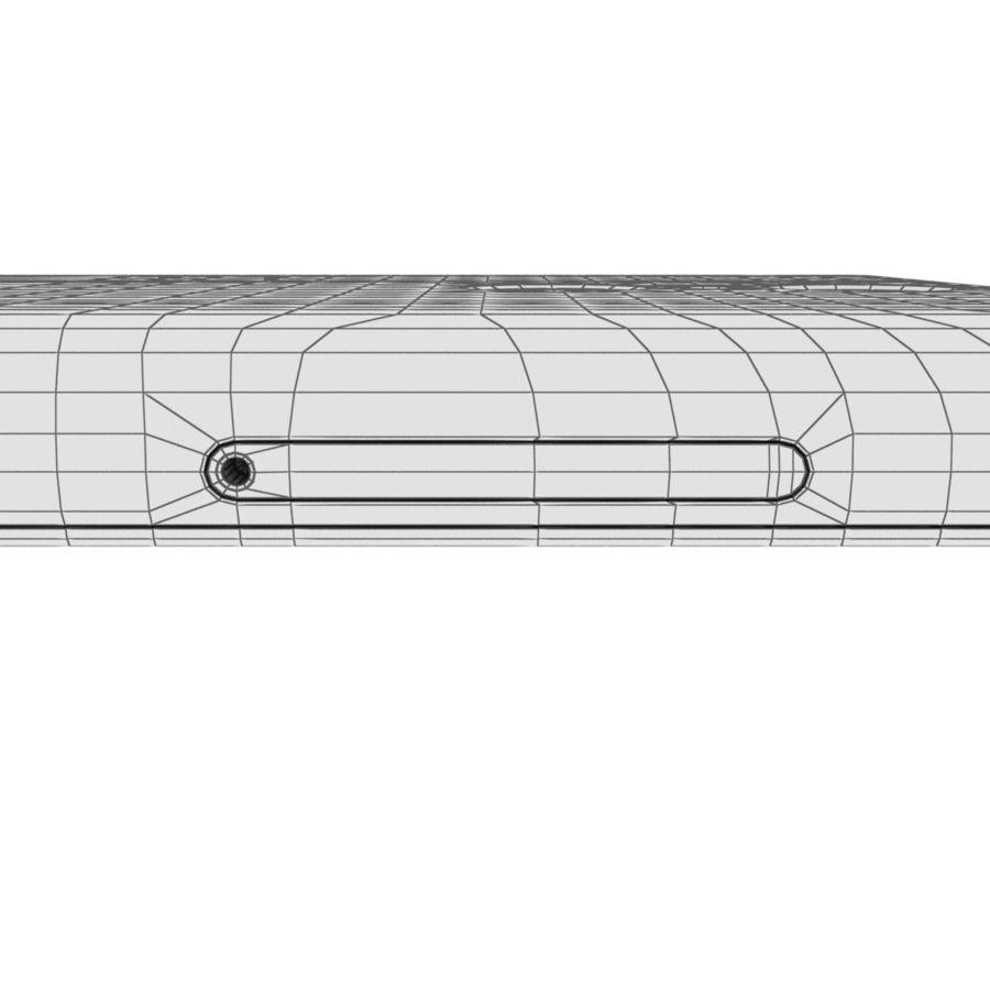Xiaomi Redmi Note 3 Silver royalty-free 3d model - Preview no. 33