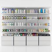 Cosmetische displaystandaard 3d model