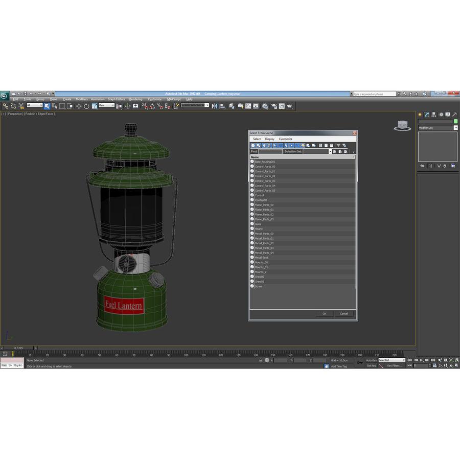 Kamp Fener royalty-free 3d model - Preview no. 23