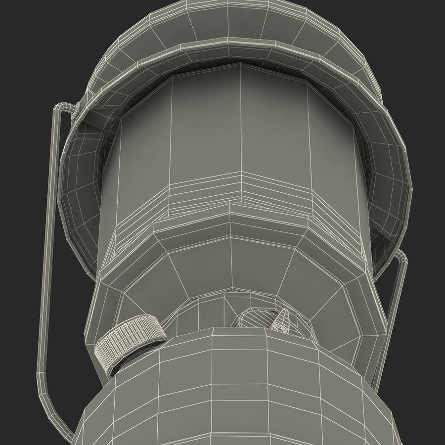 Kamp Fener royalty-free 3d model - Preview no. 36