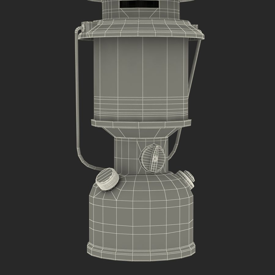 Kamp Fener royalty-free 3d model - Preview no. 28