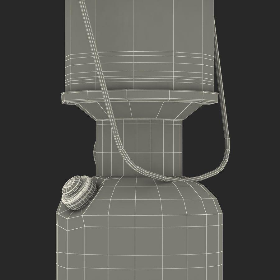 Kamp Fener royalty-free 3d model - Preview no. 32