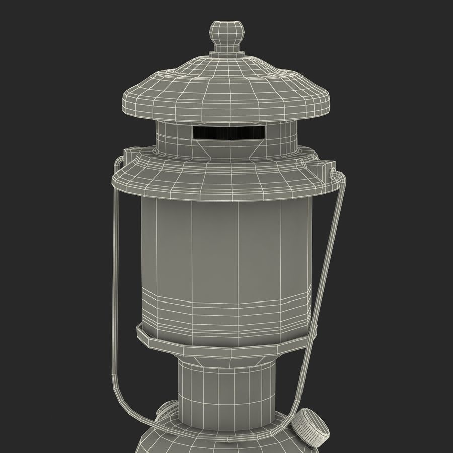 Kamp Fener royalty-free 3d model - Preview no. 29