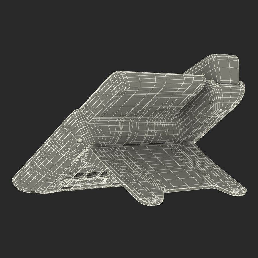 Telefone IP Cisco 7841 royalty-free 3d model - Preview no. 25