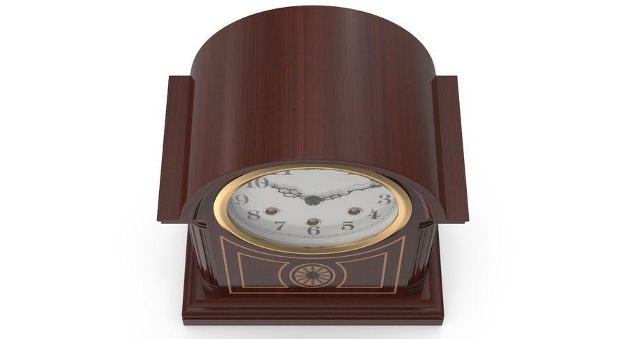 Настольные часы royalty-free 3d model - Preview no. 8