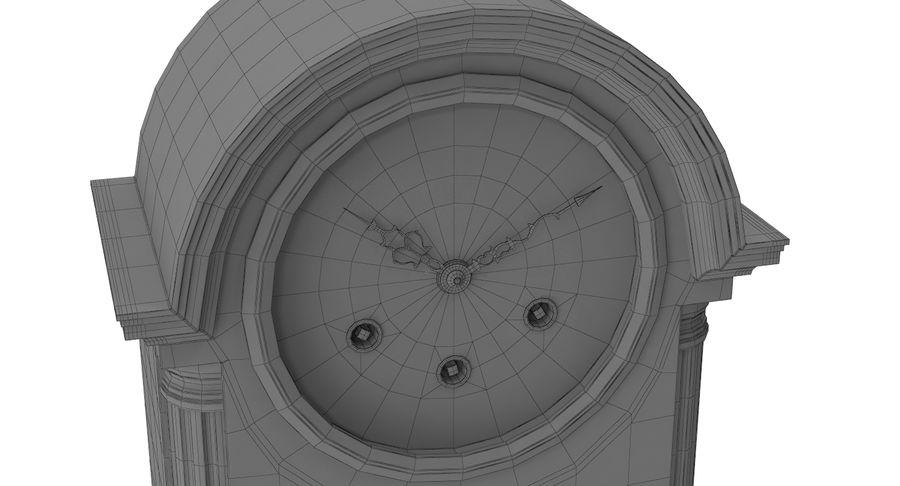Настольные часы royalty-free 3d model - Preview no. 16