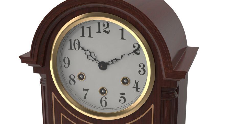 Настольные часы royalty-free 3d model - Preview no. 6