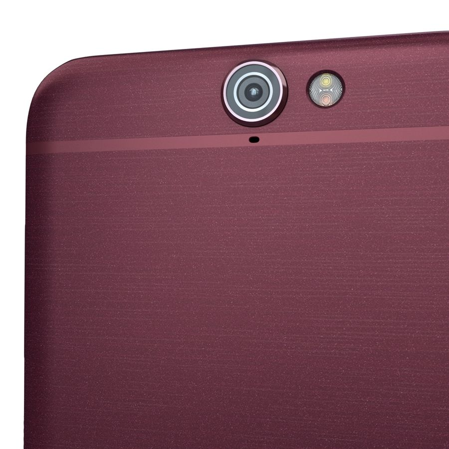 HTC One A9 Deep Garnet royalty-free 3d model - Preview no. 18
