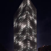 办公大楼摩天大楼 3d model