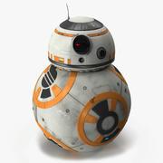 New BB-8 3d model