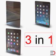 iPad 3D模型集合3 3d model