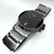 Wrist Watch certina ds 3d model