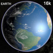 Terra (1) 3d model