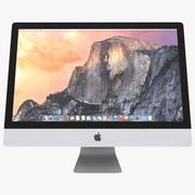 iMac de 27 polegadas com Retina 5K 2015 3d model