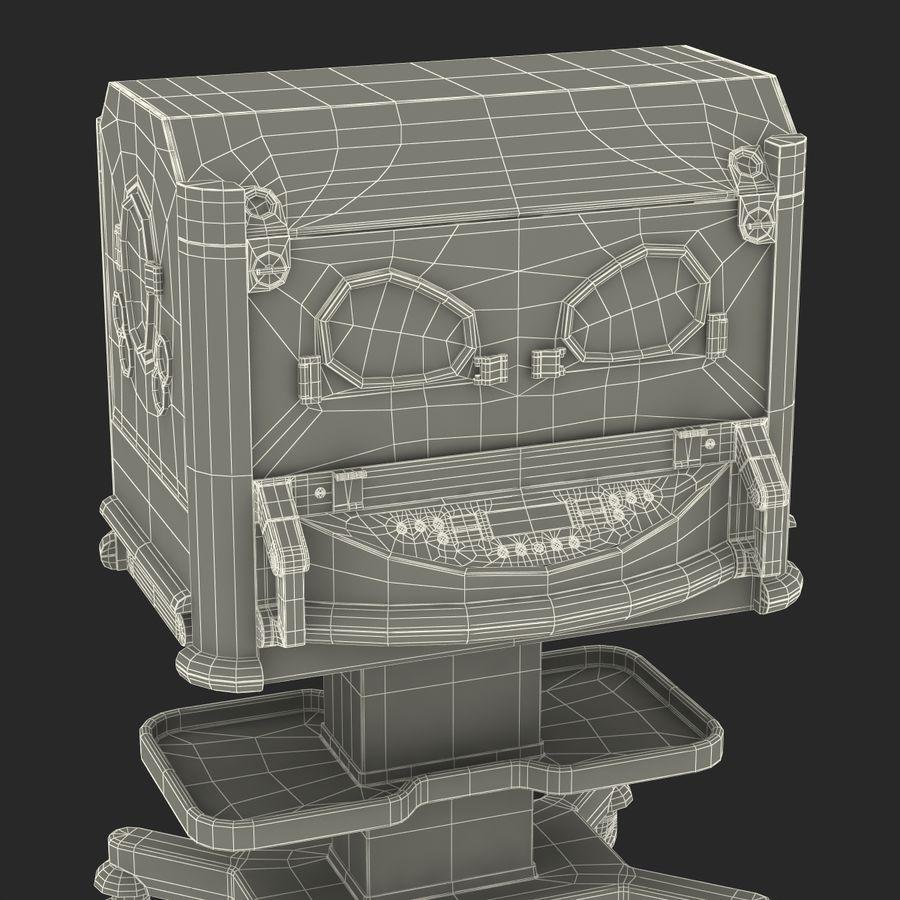 유아 인큐베이터 royalty-free 3d model - Preview no. 32