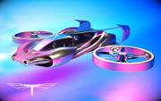 \\ T // Süpersonik GT Heli 3d model