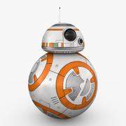 BB-8 3d model