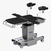 Medical Electric Gynecological Operating Table 3d model