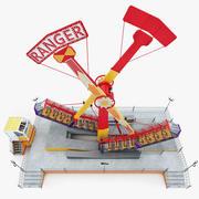 Ranger Ride 3d model