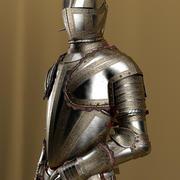 Ceremonial knight armor 3d model