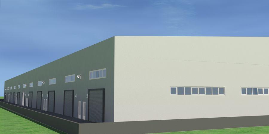 オートショールームセンター royalty-free 3d model - Preview no. 31