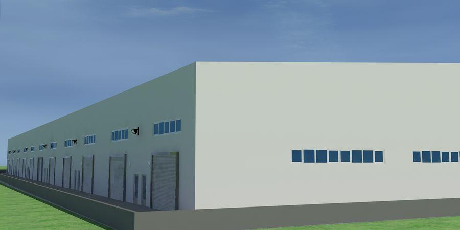 オートショールームセンター royalty-free 3d model - Preview no. 32