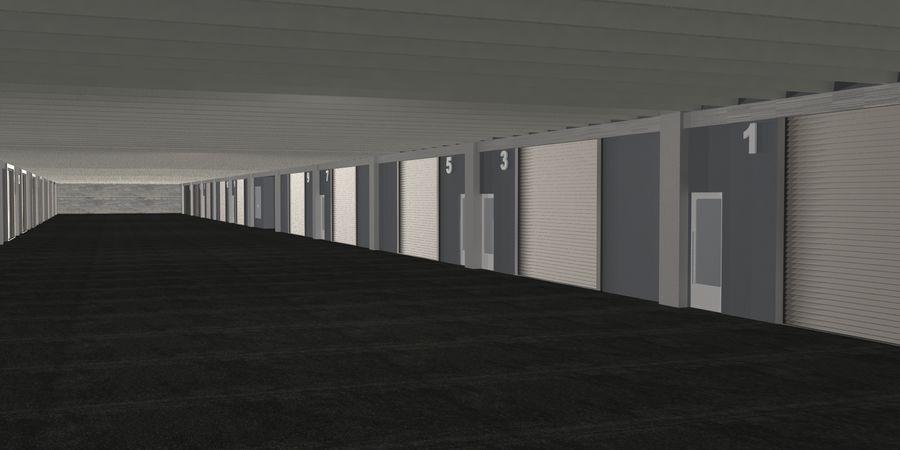 オートショールームセンター royalty-free 3d model - Preview no. 29
