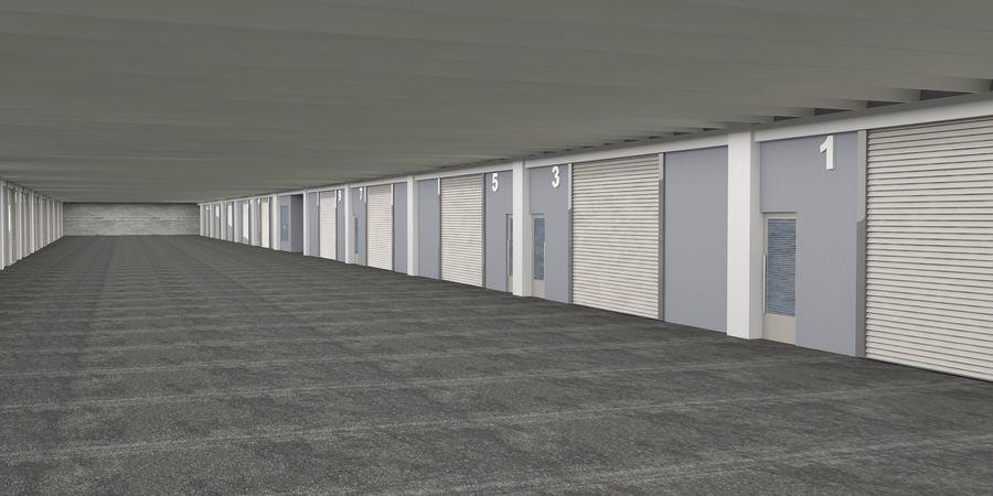 オートショールームセンター royalty-free 3d model - Preview no. 30