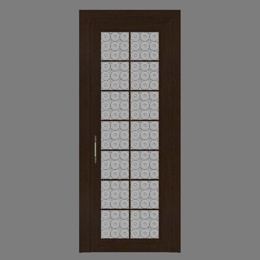 Glass Interior Doors 3d Model 5 3ds Unknown Obj Fbx Max Free3d