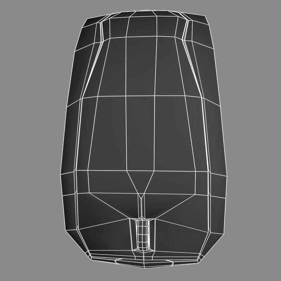 コンピューターのマウス royalty-free 3d model - Preview no. 3
