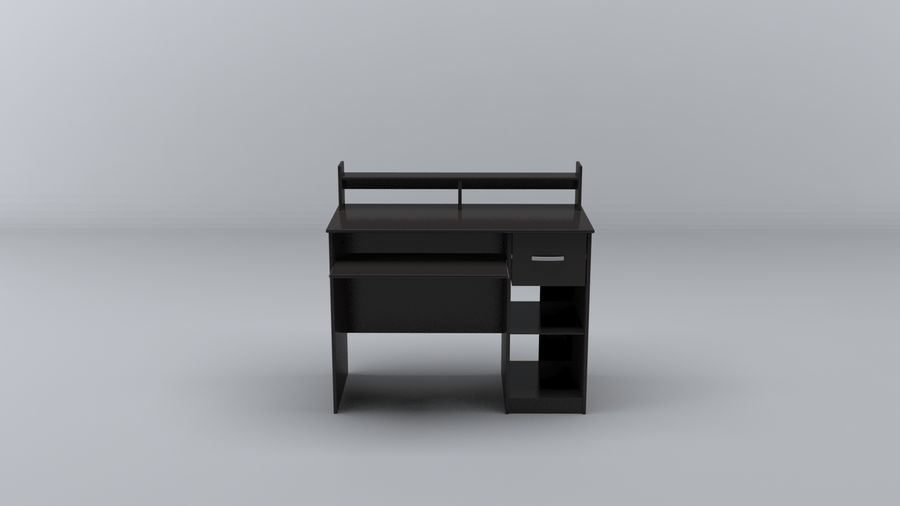 Desk Collection royalty-free 3d model - Preview no. 22