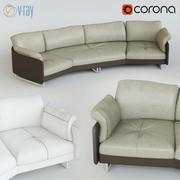 Sofá Swing modelo 3d
