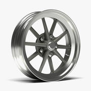 ET Gasser Wheel modelo 3d
