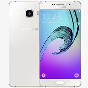 Samsung Galaxy A5 (2016) Vit 3d model