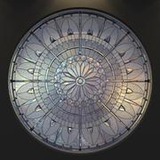 Vetrata rotonda (6) 3d model