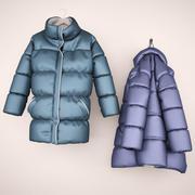 куртки 3d model