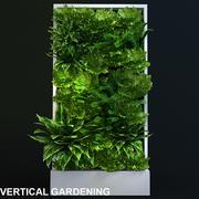 Moduł rośliny 3d model