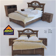 Ashleys Bed 3d model