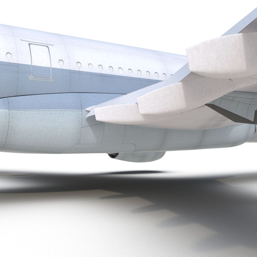 Airbus A330 P2F Cathay Pacific Arma royalty-free 3d model - Preview no. 32