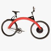 전기 자전거 3d model
