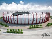 Stadion 04 3d model