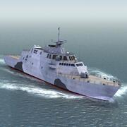 Freedom Class LCS1 3d model