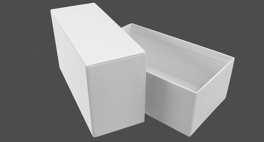 White Box royalty-free 3d model - Preview no. 4