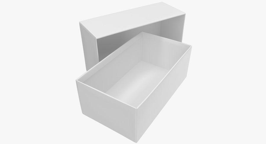 White Box royalty-free 3d model - Preview no. 2