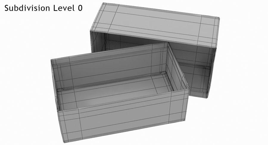 White Box royalty-free 3d model - Preview no. 7