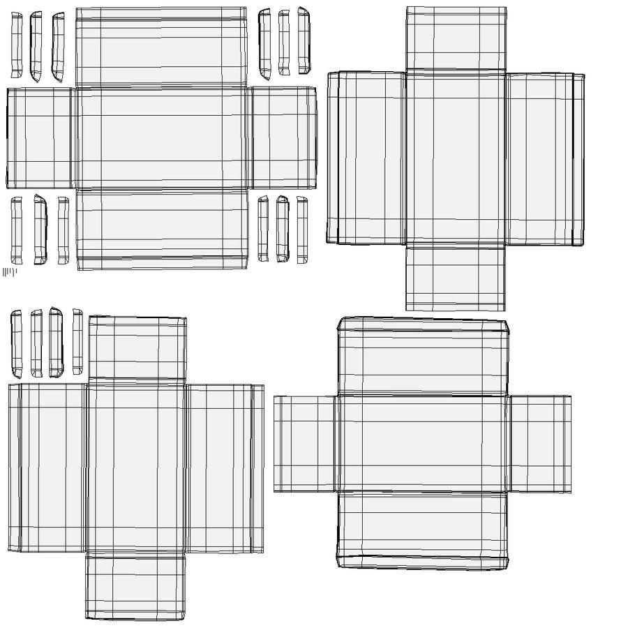 White Box royalty-free 3d model - Preview no. 12