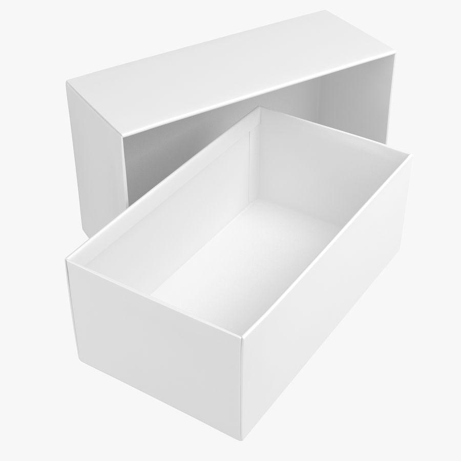 White Box royalty-free 3d model - Preview no. 1