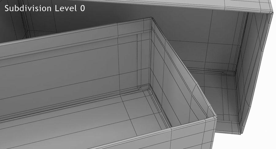 White Box royalty-free 3d model - Preview no. 9