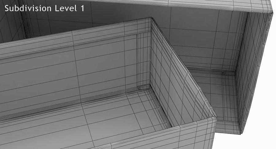 White Box royalty-free 3d model - Preview no. 10